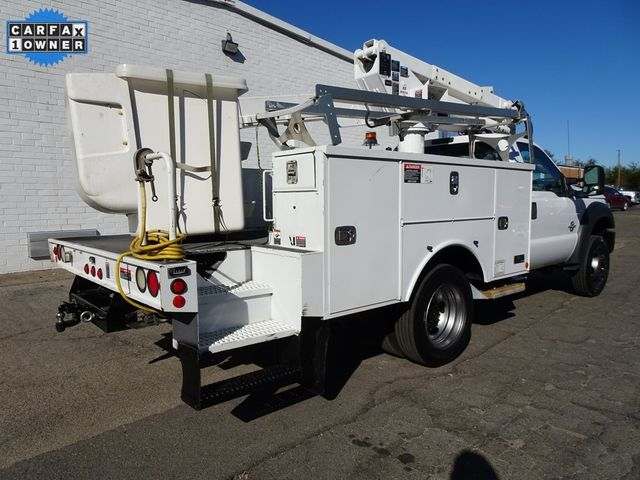 2015 Ford Super Duty F-550 DRW Chassis Cab XL Madison, NC 1