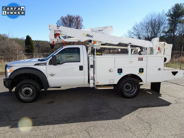 2015 Ford Super Duty F-550 DRW Chassis Cab XL Madison, NC 4