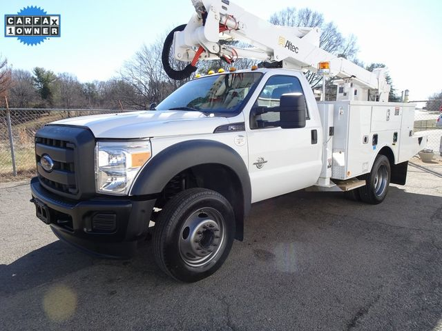 2015 Ford Super Duty F-550 DRW Chassis Cab XL Madison, NC 5