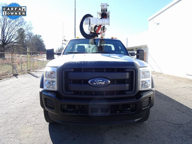 2015 Ford Super Duty F-550 DRW Chassis Cab XL Madison, NC 6