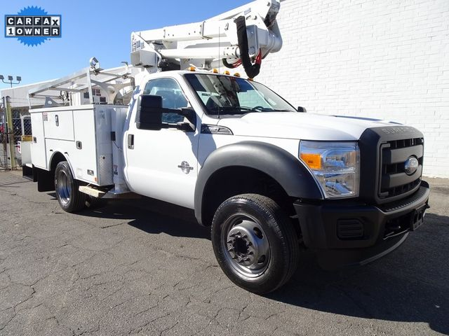 2015 Ford Super Duty F-550 DRW Chassis Cab XL Madison, NC 7