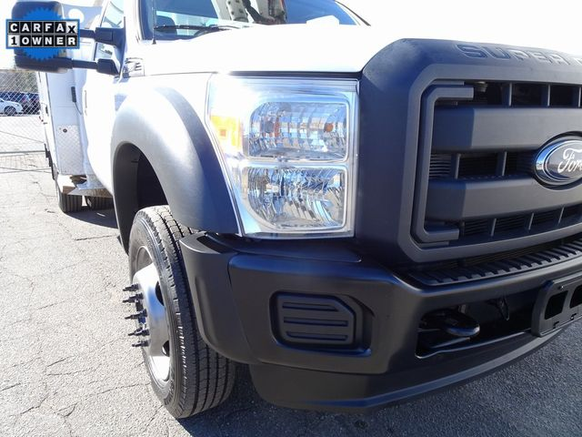 2015 Ford Super Duty F-550 DRW Chassis Cab XL Madison, NC 8