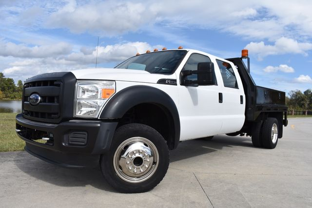 2015 Ford Super Duty F-550 DRW Chassis Cab XL
