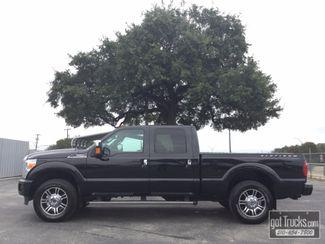2015 Ford Super Duty F250 Crew Cab Platinum 6.2L V8 4X4 in San Antonio Texas, 78217