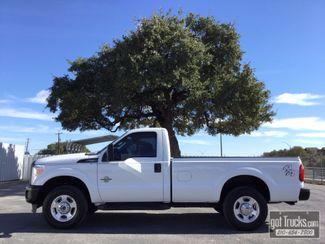 2015 Ford Super Duty F250 Regular Cab XL 6.7L Power Stroke Diesel 4X4 in San Antonio Texas, 78217