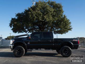 2015 Ford Super Duty F250 Crew Cab Lariat 6.7L Power Stroke Diesel 4X4 in San Antonio Texas, 78217