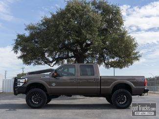 2015 Ford Super Duty F250 Crew Cab Lariat FX4 6.7L Power Stroke Diesel 4X4 in San Antonio Texas, 78217