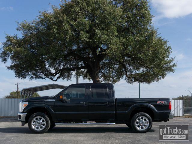 2015 Ford Super Duty F250 Crew Cab Lariat FX4 6.2L V8 4X4
