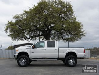 2015 Ford Super Duty F250 Crew Cab Platinum 6.7L Power Stroke Diesel 4X4 in San Antonio Texas, 78217