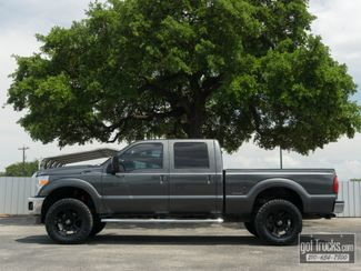2015 Ford Super Duty F250 Crew Cab Lariat 6.7L Power Stroke Diesel 4X4 in San Antonio Texas, 78217