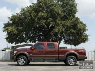 2015 Ford Super Duty F250 Crew Cab King Ranch FX4 6.7L Power Stroke 4X4 in San Antonio Texas, 78217