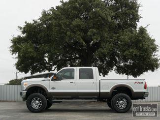 2015 Ford Super Duty F250 Crew Cab Lariat FX4 6.7L Power Stroke Diesel 4X4 in San Antonio Texas, 78217
