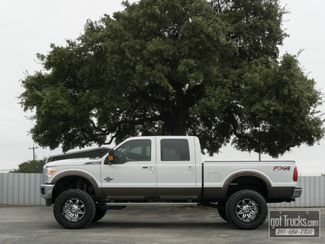 2015 Ford Super Duty F250 Crew Cab Lariat FX4 6.7L Power Stroke Diesel 4X4 in San Antonio, Texas 78217