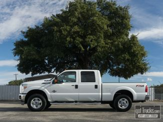 2015 Ford Super Duty F250 Crew Cab XLT FX4 6.7L Power Stroke Diesel 4X4 in San Antonio, Texas 78217