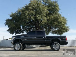 2015 Ford Super Duty F250 Crew Cab Platinum 6.7L Power Stroke Diesel 4X4 in San Antonio, Texas 78217