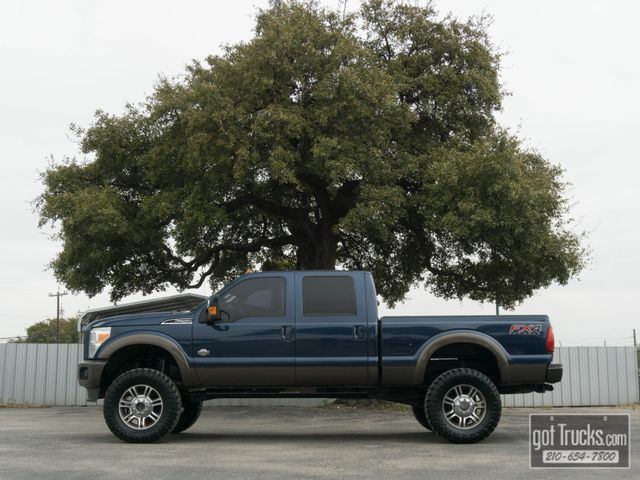 2015 Ford Super Duty F250 Crew Cab King Ranch FX4 6.7L Power Stroke 4X4