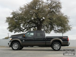 2015 Ford Super Duty F250 Crew Cab Lariat FX4 6.7L Power Stroke Diesel 4X4 in San Antonio, Texas 78217