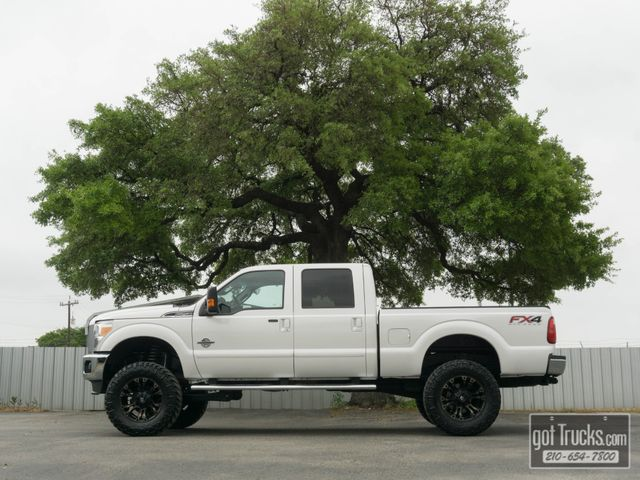 2015 Ford Super Duty F250 Crew Cab Lariat 6.7L Power Stroke Diesel 4X4