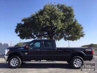 2015 Ford Super Duty F350 Crew Cab Lariat FX4 6.7L Power Stroke Diesel 4X4 in San Antonio Texas, 78217