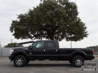 2015 Ford Super Duty F350 Crew Cab Platinum 6.7L Power Stroke Diesel 4X4 in San Antonio Texas, 78217