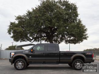 2015 Ford Super Duty F350 Crew Cab King Ranch 6.7L Power Stroke Diesel 4X4 in San Antonio Texas, 78217