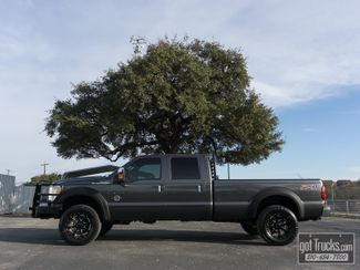 2015 Ford Super Duty F350 Crew Cab Lariat FX4 6.7L Power Stroke Diesel 4X4 in San Antonio Texas, 78217