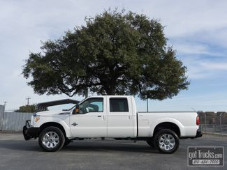 2015 Ford Super Duty F350 Crew Cab Lariat 6.7L Power Stroke Diesel 4X4 in San Antonio Texas, 78217