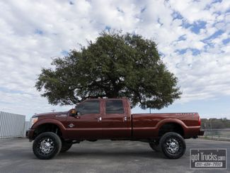 2015 Ford Super Duty F350 Crew Cab Platinum 6.7L Power Stroke Diesel 4X4 in San Antonio Texas, 78217