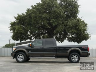 2015 Ford Super Duty F350 Crew Cab King Ranch FX4 6.7L Power Stroke 4X4 in San Antonio Texas, 78217