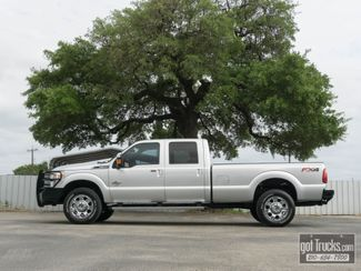 2015 Ford Super Duty F350 Crew Cab Lariat FX4 6.7L Power Stroke Diesel 4X4 in San Antonio, Texas 78217