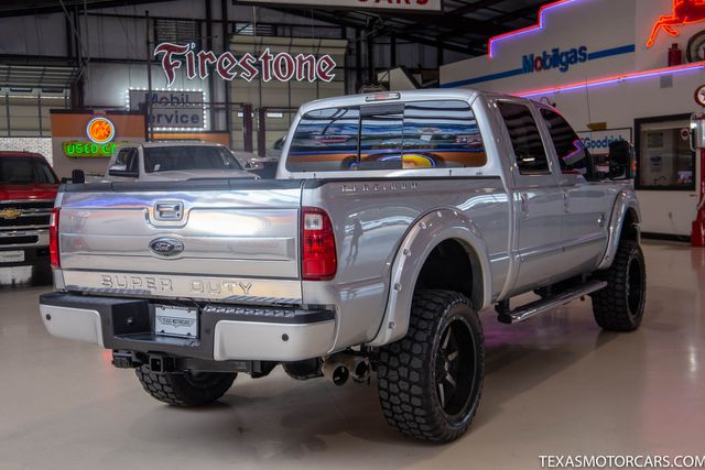2015 Ford Super Duty SRW F-250 Pickup Platinum 4x4 in Addison, Texas 75001