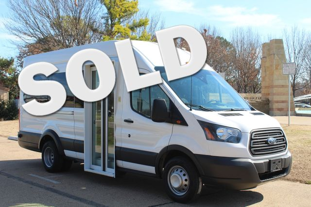 2015 Ford T350 High Roof 13 Passenger Extended Transit Wagon Irving, Texas
