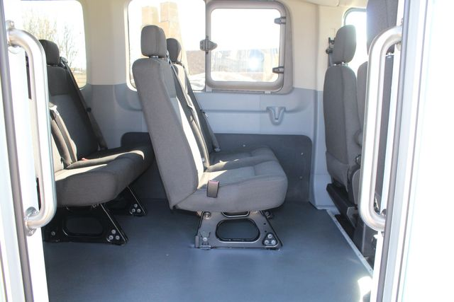 2015 Ford T350 High Roof 13 Passenger Extended Transit Wagon Irving, Texas 15