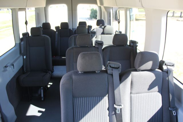 2015 Ford T350 High Roof 13 Passenger Extended Transit Wagon Irving, Texas 21