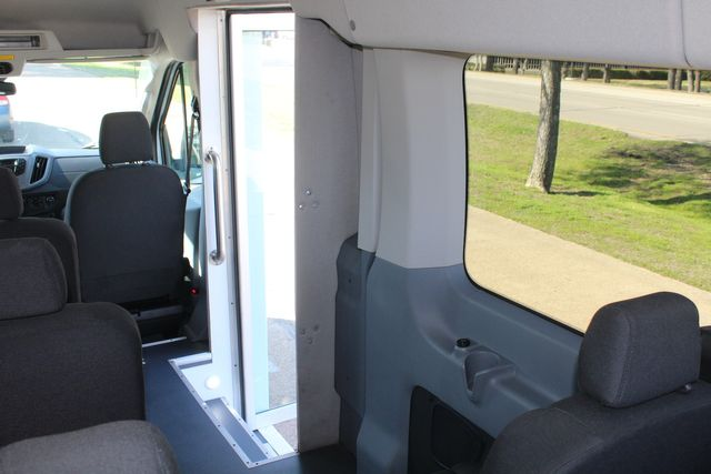 2015 Ford T350 High Roof 13 Passenger Extended Transit Wagon Irving, Texas 24