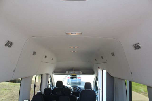 2015 Ford T350 High Roof 13 Passenger Extended Transit Wagon Irving, Texas 26