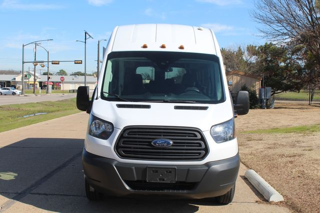 2015 Ford T350 High Roof 13 Passenger Extended Transit Wagon Irving, Texas 3