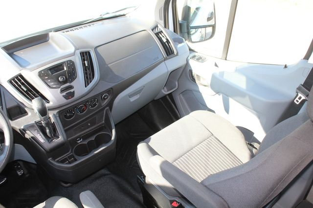 2015 Ford T350 High Roof 13 Passenger Extended Transit Wagon Irving, Texas 30