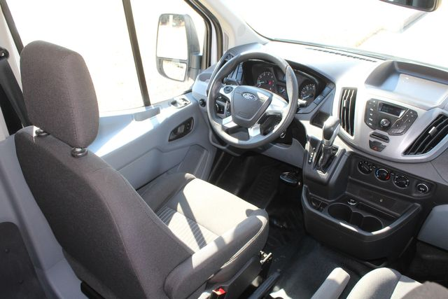 2015 Ford T350 High Roof 13 Passenger Extended Transit Wagon Irving, Texas 31