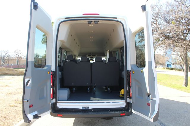 2015 Ford T350 High Roof 13 Passenger Extended Transit Wagon Irving, Texas 40