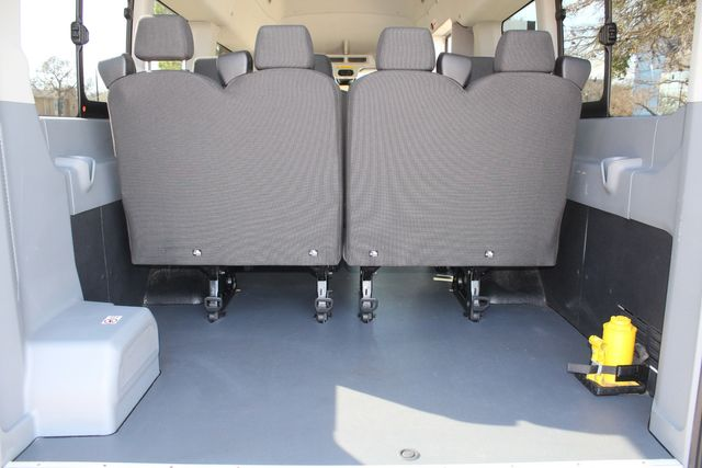 2015 Ford T350 High Roof 13 Passenger Extended Transit Wagon Irving, Texas 44