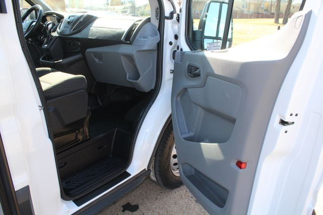 2015 Ford T350 High Roof 13 Passenger Extended Transit Wagon Irving, Texas 45