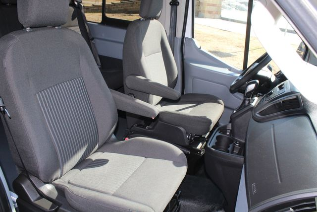 2015 Ford T350 High Roof 13 Passenger Extended Transit Wagon Irving, Texas 49