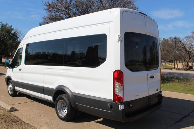 2015 Ford T350 High Roof 13 Passenger Extended Transit Wagon Irving, Texas 8