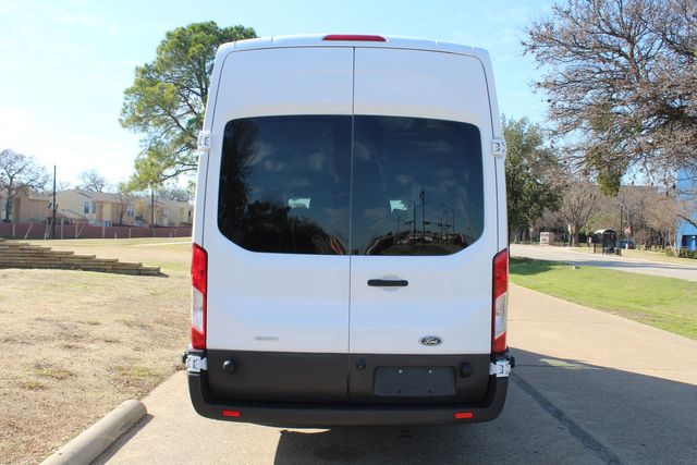 2015 Ford T350 High Roof 13 Passenger Extended Transit Wagon Irving, Texas 9