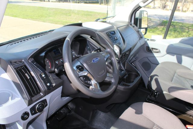 2015 Ford T350 High Roof 13 Passenger Extended Transit Wagon Irving, Texas 56