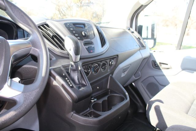 2015 Ford T350 High Roof 13 Passenger Extended Transit Wagon Irving, Texas 57