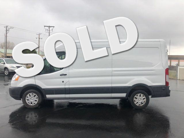 2015 Ford T350 Vans Cargo Eco Boost