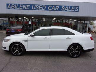 2015 Ford Taurus SEL  Abilene TX  Abilene Used Car Sales  in Abilene, TX