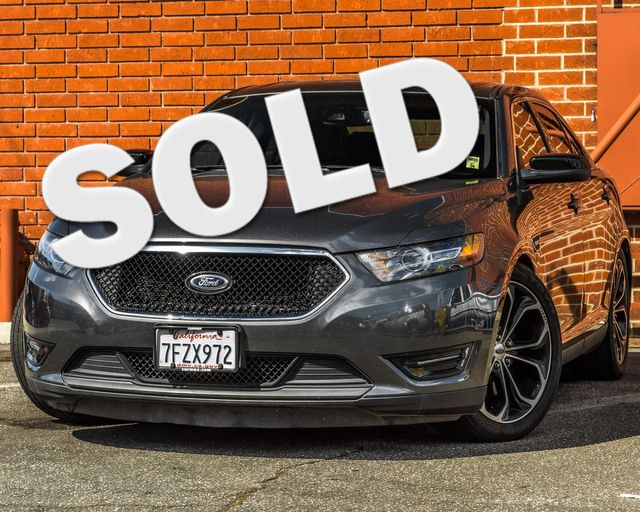 2015 Ford Taurus SHO Burbank, CA